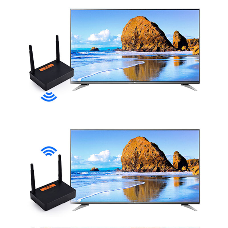 5.8 GHz/2.8 GHz HDMI Extender Full HD 1080 P 60Hz récepteur émetteur Audio vidéo sans fil WIF66