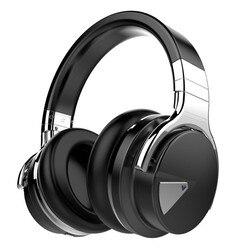 E-7 aktywna redukcja szumów bezprzewodowe słuchawki Bluetooth głęboki bas stereofoniczny zestaw słuchawkowy Bluetooth z mikrofonem na słuchawka do telefonu