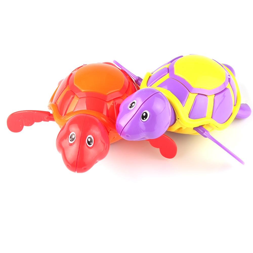 Cute-Cartoon-Animal-Baby-Bath-Toys-Swimming-Turtle-Wound-up-Chain-Clockwork-Kids-Classic-Toy-Children-Gift-Plastic-Toys-1
