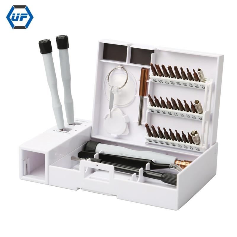 Screwdriver Set Household Magnetic Mobile Phone Computer Precision  Repair Tool Kit New Design 41 In 1