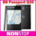 Teléfono BlackBerry Q30, pasaporte 4 G TLE celular OS 10.3 Quad core 3 GB RAM 32 GB ROM 13MP cámara de teléfono celular