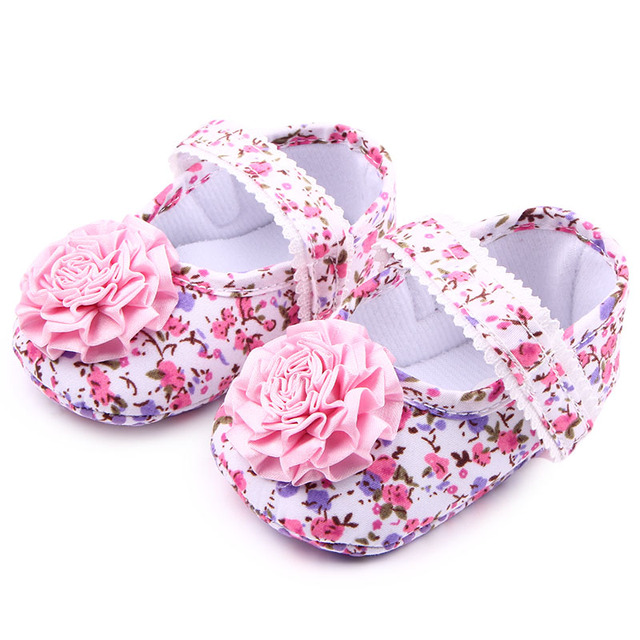 New Arrival Beautiful Baby Girl Shoes Fancy Newborn Baby Shoes For