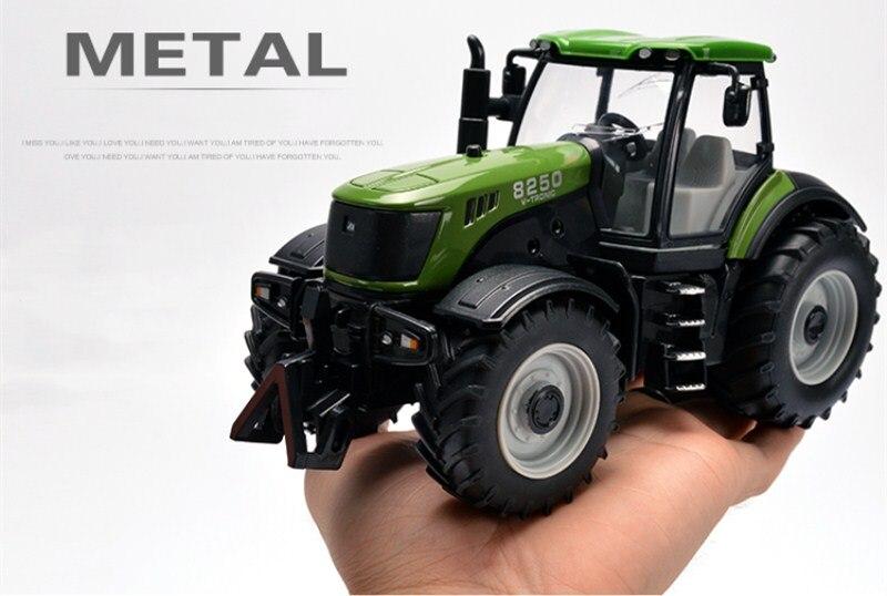 Farm Vehicles Tractor Car Model 32