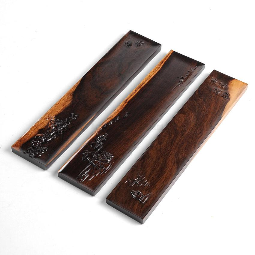Luxurious Wooden Gong Fu Tea Plate