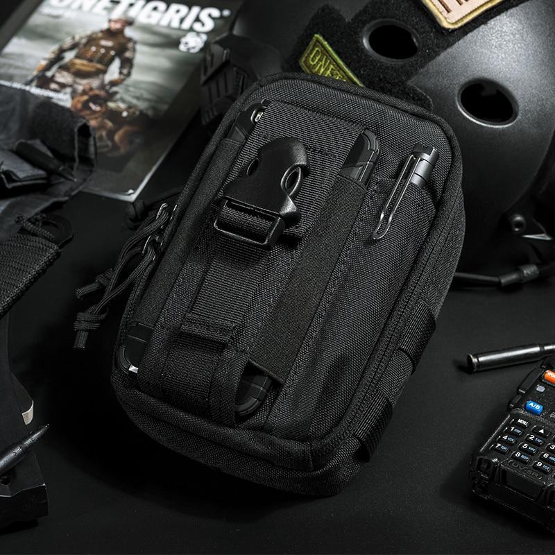 Onetigris EDC Pouch Gadget Pocket-Organizer Waist-Bag Molle-Bag Sparrow Daily-Use Tactical