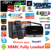 Top Sale CS918G Plus Android Tv Box Kodi Pre Install Amlogic S805 Quad Core Android 4