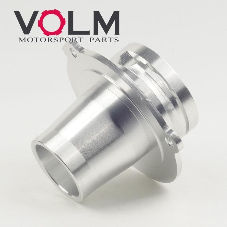 Tłumik wylotowy rury turbo usuń dla silników A3 2.0 TFSI vag 2.0 tfsi z turbosprężarką K03