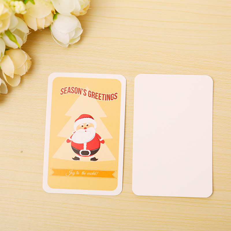 28 pcsset mini merry christmas card greeting card lomo memo card 28 pcsset mini merry christmas card greeting card lomo memo card kids gift postcard kawaii stationery in cards invitations from home garden on m4hsunfo