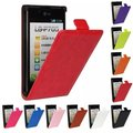 Bussiness UltraThin Genuine Leather Case For LG L7 P705 P700 Magnetic Buckle Vertical Flip Cover For LG L7 P705 P700 Phone Shell