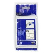 20шт совместимый с brother черный на белом TZe-231 tz231 TZ-231 этикетки ленты для PT200 1000 D210 H110 E110 P-Touch этикетки принтеров