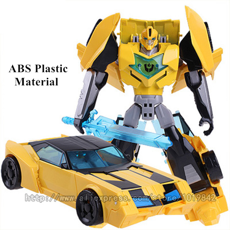 NEW Cool Transformation Robot Car Toys Kids Anime Series Action ...