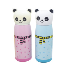 Thermos Stainless Steel Travel Thermos Vacuum Cup Cartoon Cat Series Thermo Mug Flasks Coffee Mug Drink Bottle VF-009