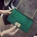 Women Bag 2017 Luxury Brand Handbags Designer Vintage Plaid Small Bag Female Chain Crossbody Bags For Women Messenger Bags 8830
