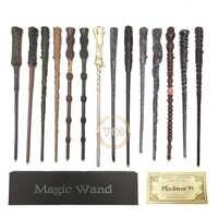 HP Led beleuchtung Ron Hermine Voldemort Hermine Dumbledore Sirius Zauberstab COS Zug Ticket zaubertricks spielzeug
