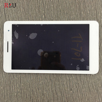 R U 7 White New For Huawei Honor Play Mediapad T1 701 T1 701U T1 701U