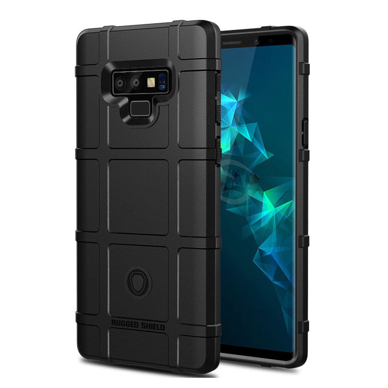 Note 9 Armor Anti-shock Cases for Samsung Galaxy Note 9 Case 6.4'' Cover Soft Silicone Bumper for Galaxy Note 9 Note9 Coque Capa