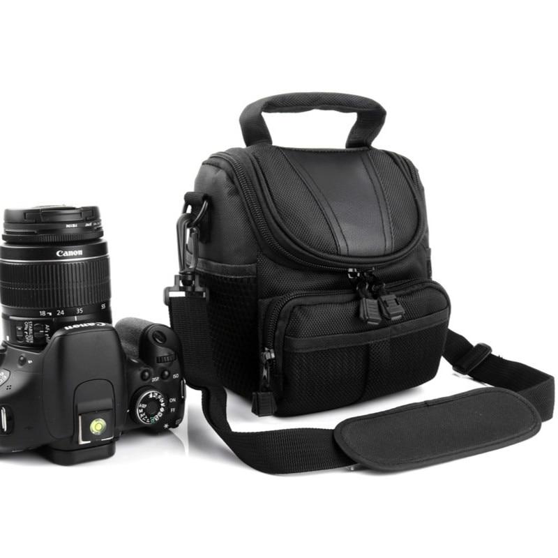 Consumer Electronics Digital Gear Bags Systematic Camera Case Bag For Canon Eos 750d 1300d 760d 800d 700d 60d 70d 600d 650d 450d 200d Rebel T6i T5i M5 M3 M10 M6 M100 G1x Mark Ii Large Assortment