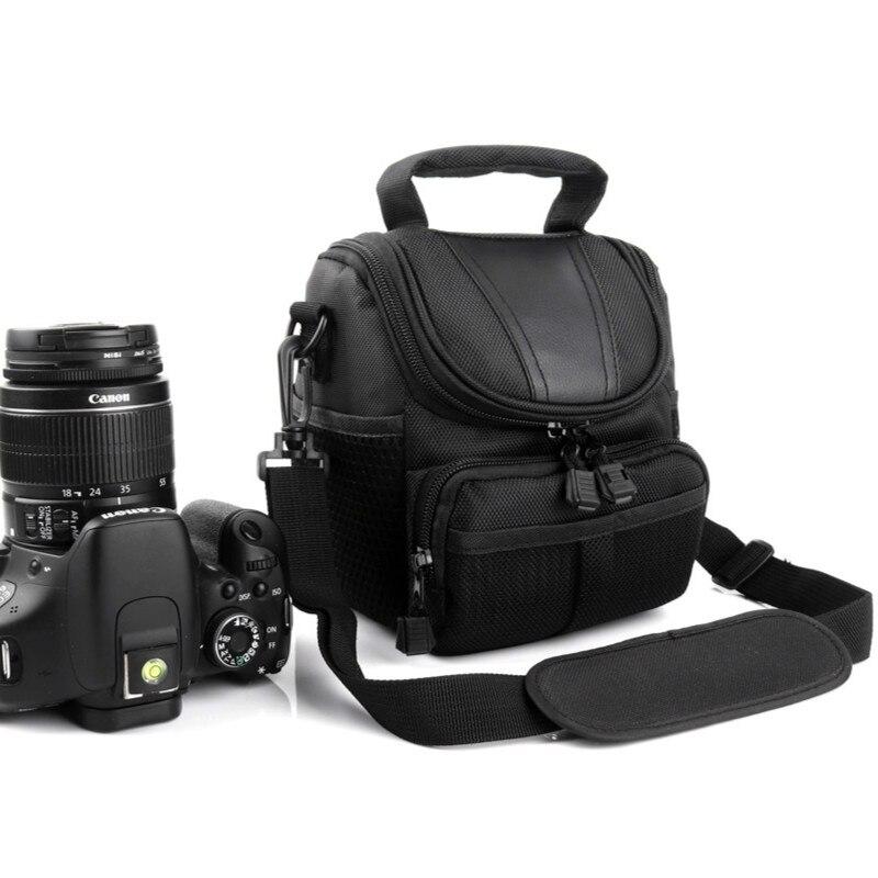 Camera Case Bag para Canon EOS 750D 1300D 760D 800D 700D 60D 70D 600D 650D 450D 200D Rebel T6i T5i m5 M3 M10 M6 M100 G1X Mark II