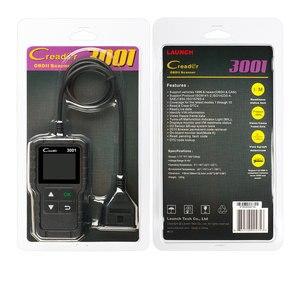 Image 5 - Launch X431 CR3001 OBD2 OBDII Auto Code Reader Scanner Creader 3001 Car Diagnostic Tool Same as Al419 PK ELM327 AD310 Scan tool