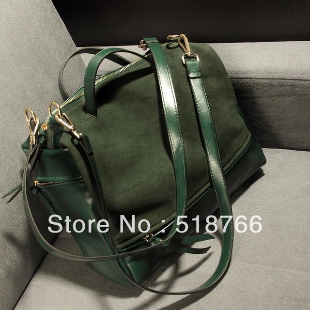 Fashion Matte Leather Women New Designer Bag Handbag 2013 NewTassel Motorcycle Shoulder BagTote Free Shipping Wholesale/Retail