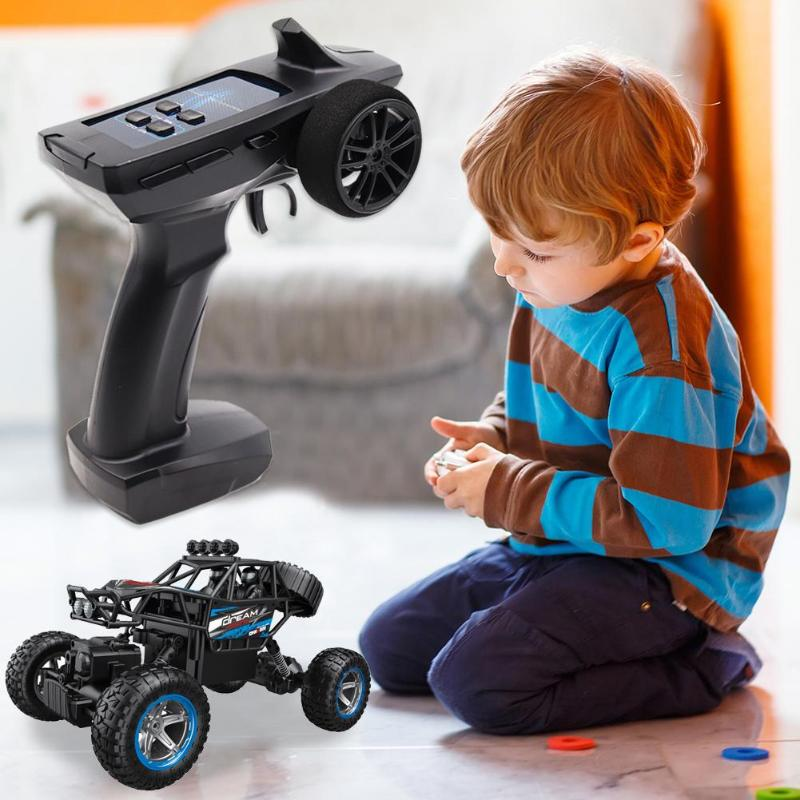 4 Channel 2.4G Wireless Foldable Remote Control for RC Drone with Receiver Large Folding Remote Control Radio Remote Contr