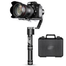 Zhiyun Kran 3-achsen Handheld Gimbal Stabilizer für Canon M/Nikon J/Sony A7/Panasonic Lumix/APP und Bluetooth Steuer