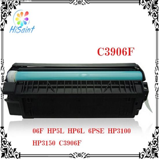 ФОТО Compatible HP Printer Toner Cartridges C3906F C3906A Black Toner Cartridge Model for  HP5L/6L/6PSE/3100/3150