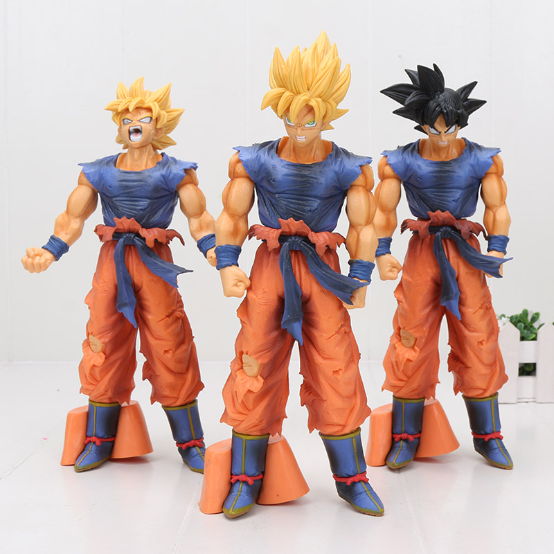 Figurine Super Saiyan Goku Dragon ball Super 27cm