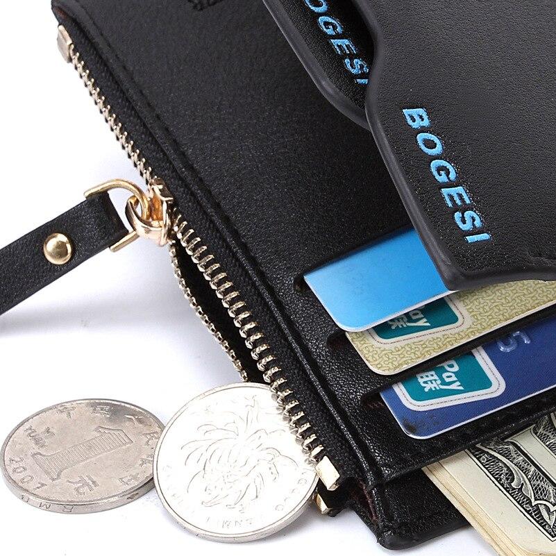 casual men wallets bifold wallet Wallets : Standard Wallets