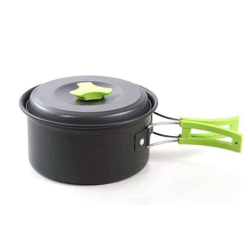 Outdoor Cookware set 3