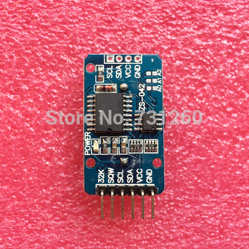 10pcs/lot DS3231 AT24C32 IIC Module Precision Clock Module DS3231SN for Arduino Memory module