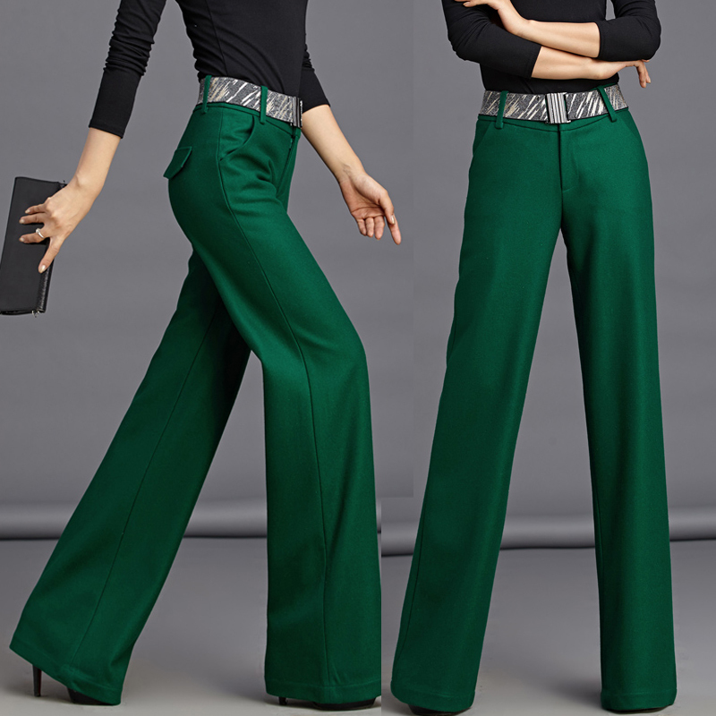 Compare Prices on Green Women Pants- Online Shopping/Buy Low Price ...