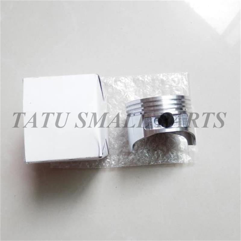 ONLY PISTON 64MM FOR HONDA GXV140 VERTICAL SHAFT 4 STROKE CYLINDER HEAD H*215 SERIES MOWER KOBLE PARTS  REPL. #13102-ZG9-000 changchai 4l68 engine parts the set of piston piston rings piston pins