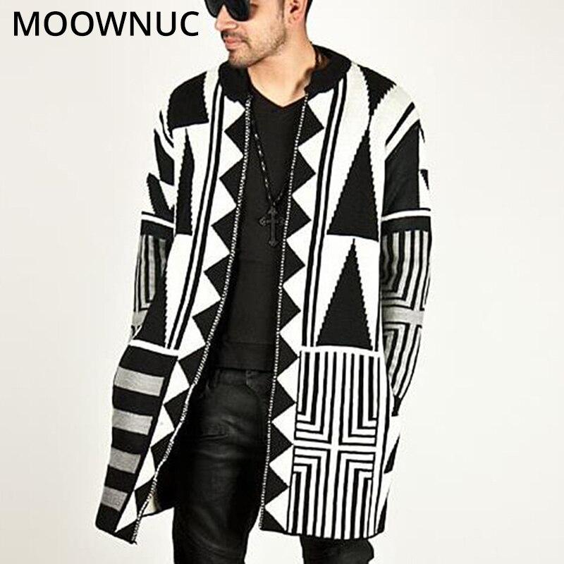 Fashion Sweater Cardigan Male Personalit Cotton Smart Casual Autumn Slim Keep Warm Homme Cardigan Men Modish Sweater MOOWNUC MWC