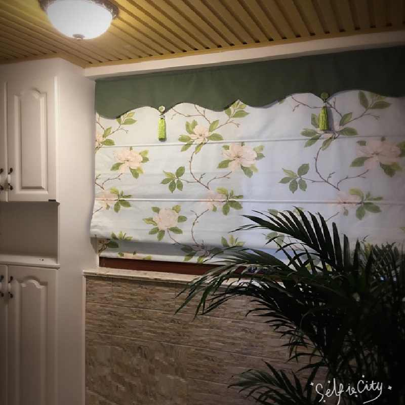 America Artist Blackout / Light filtering Roman Blinds Curtain Customize sizes RM10