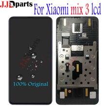 6,39 «оригинальный для xiaomi mi x 3 ЖК-дисплей Дисплей Сенсорный экран планшета Ассамблеи mi x 3 ЖК-дисплей + рамка для xiaomi mi x 3 mi x3 ЖК-дисплей
