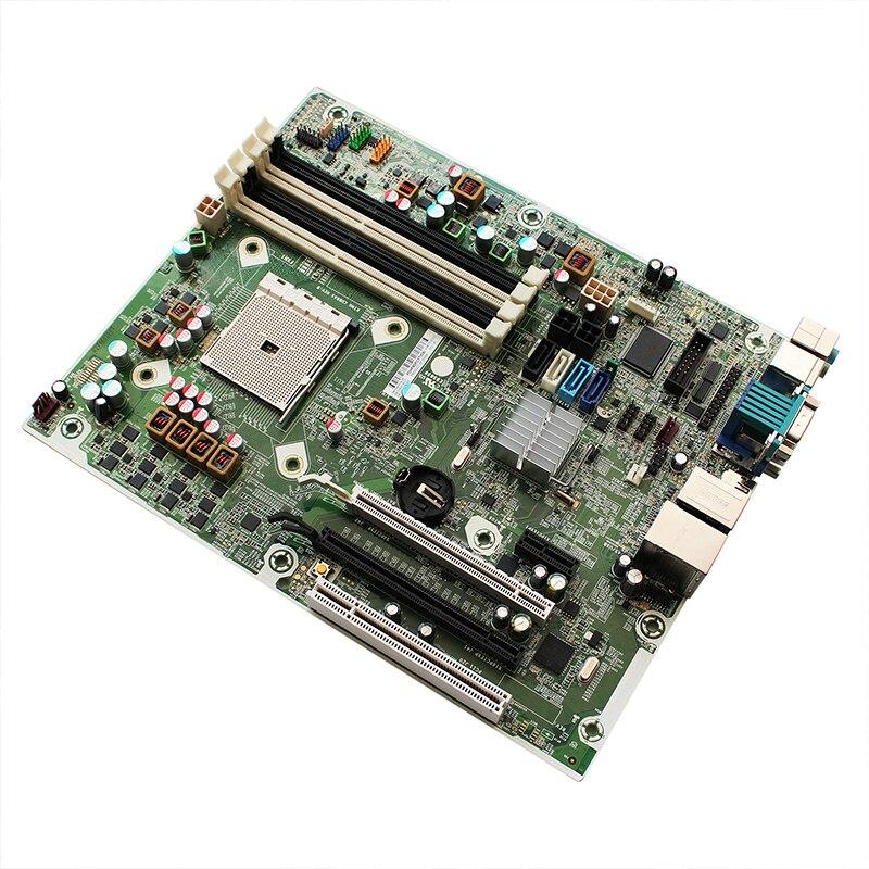 676196-002 Original For HP PRO 6305 SFF A75 desktop motherboard FM2 DDR3 703596-001 703596-501 703596-601 100% fully Tested 2