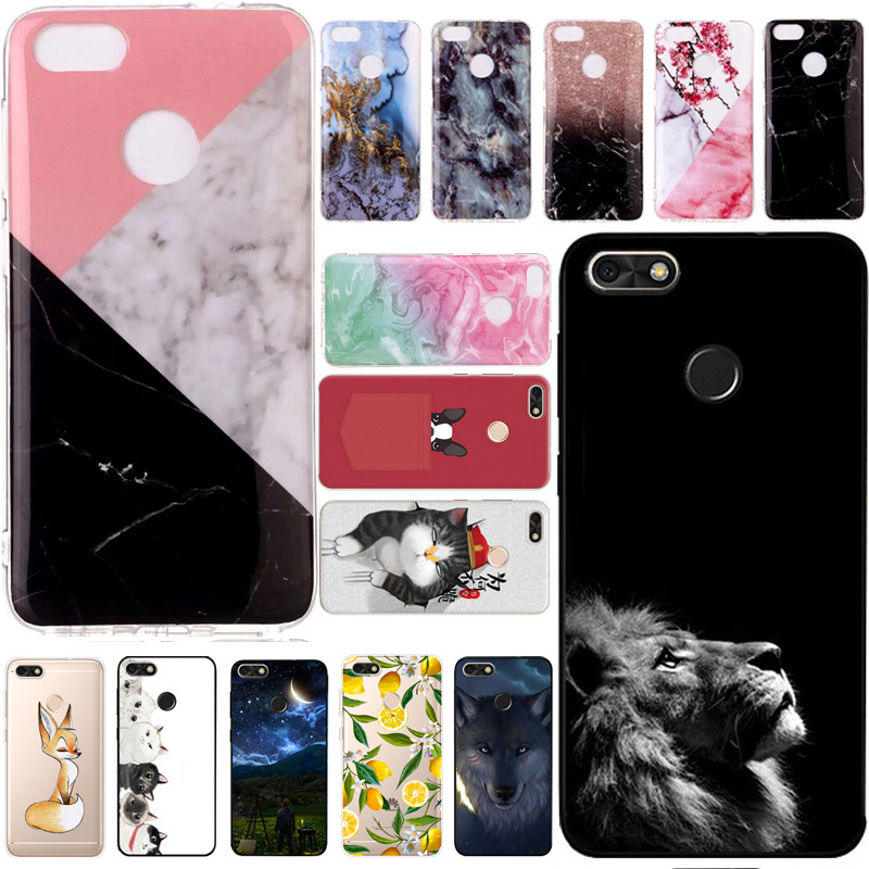TPU 5.0 for <font><b>Huawei</b></font> <font><b>Y6</b></font> Pro <font><b>2017</b></font> <font><b>Case</b></font> Cover <font><b>Silicon</b></font> SLA-L22 RU Version for <font><b>Huawei</b></font> Nova Lite <font><b>2017</b></font> <font><b>Case</b></font> for <font><b>Huawei</b></font> P9 Lite Mini <font><b>Case</b></font> image