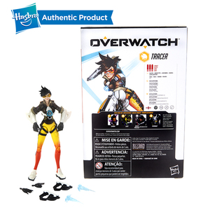 Image 5 - Hasbro Overwatch Ultimates Tracer Sombra Lucio Blackwatch Reyes 6 Inch Collectible Action Figures Hot Sale Popular In Market