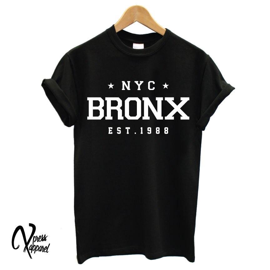 Impreso hombre Camiseta Nueva YORK calle icono de la estrella TOP camiseta  Unisex más tamaño y color A426 en Camisetas de La ropa de las mujeres en ... 6d223f1fd8c