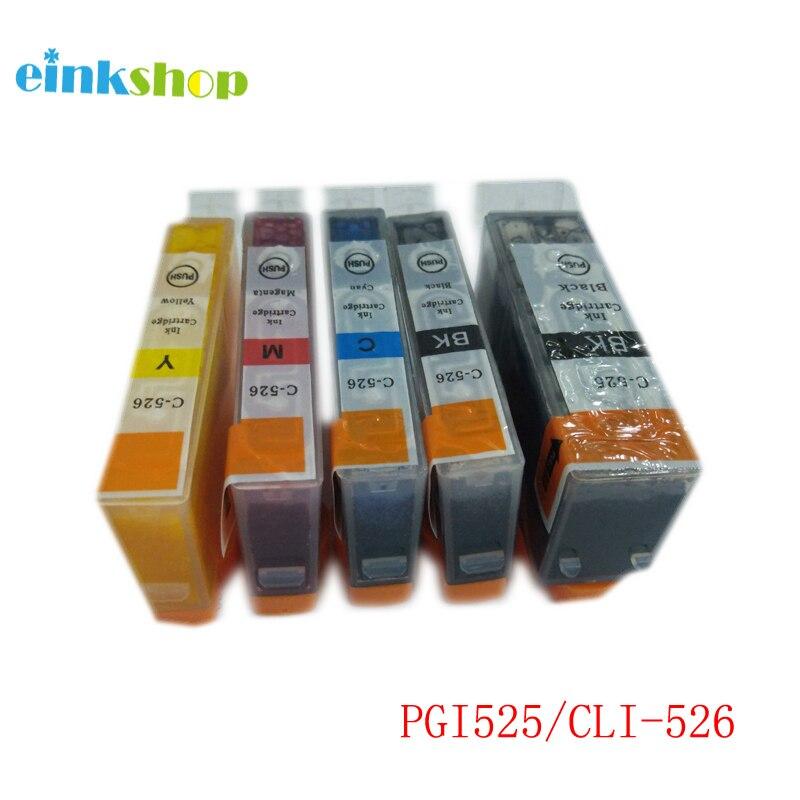 PGI-525 CLI-526 tintapatron Canon PGI 525 PGI525 PIXMA IP4850 IP4950 IX6550 MG5150 MG5250 MG6250 MG8250 MX715 MX885 MX895