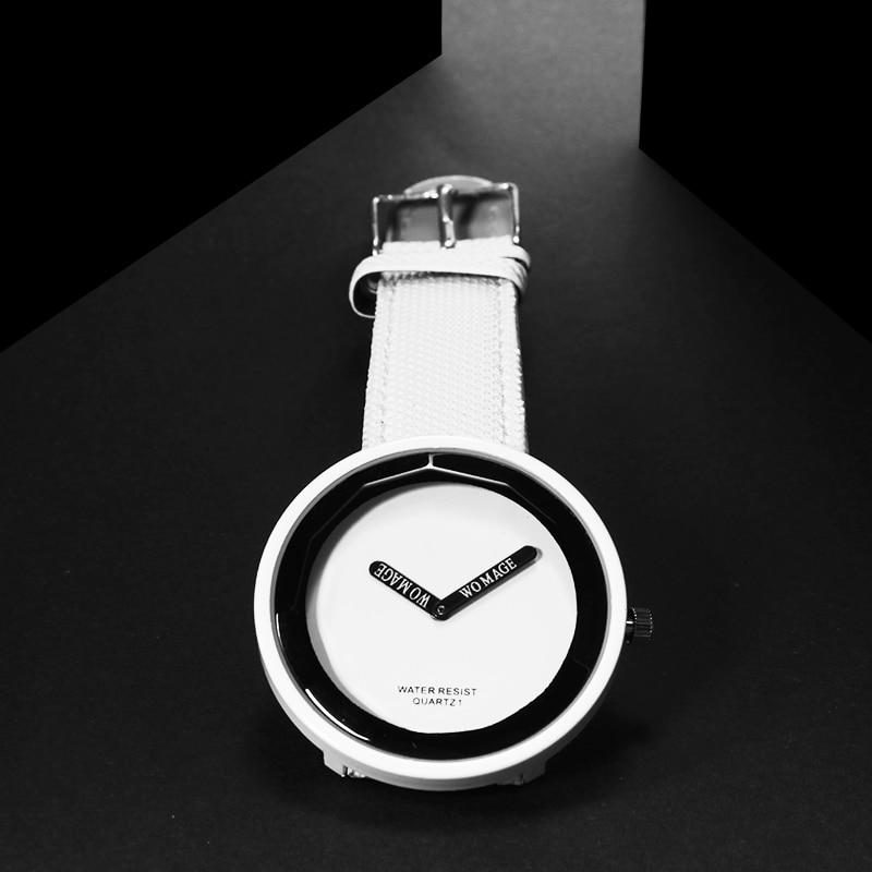 Hot Sale Fashion Women's Watches Leather Ladies Watch Women Watches Young Girl Watch Simple Clock reloj mujer relogio feminino 5