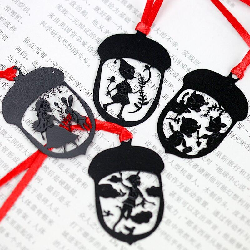 ᑐ4 piezas marcador en marcador lot cartoon personajes de cuento de ...