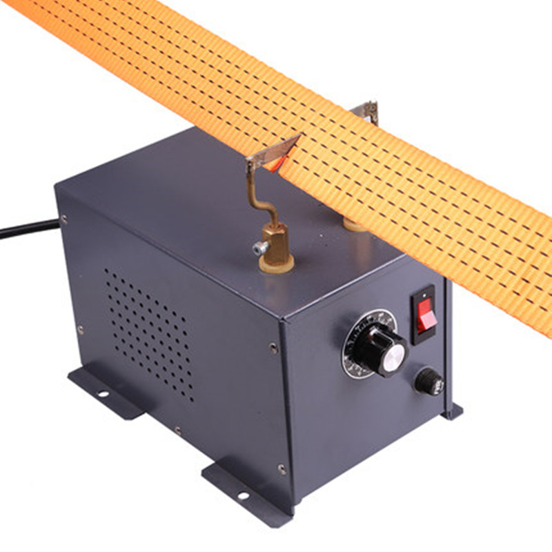 Hot Wire Cutter Foam Fabric Cloth Cutter Rope Cable Cutting Machine Electric scissors Heat Cutting Tools Strong magnetic suction electric nylon rope webbing belt electric hot knife rope cutting machine