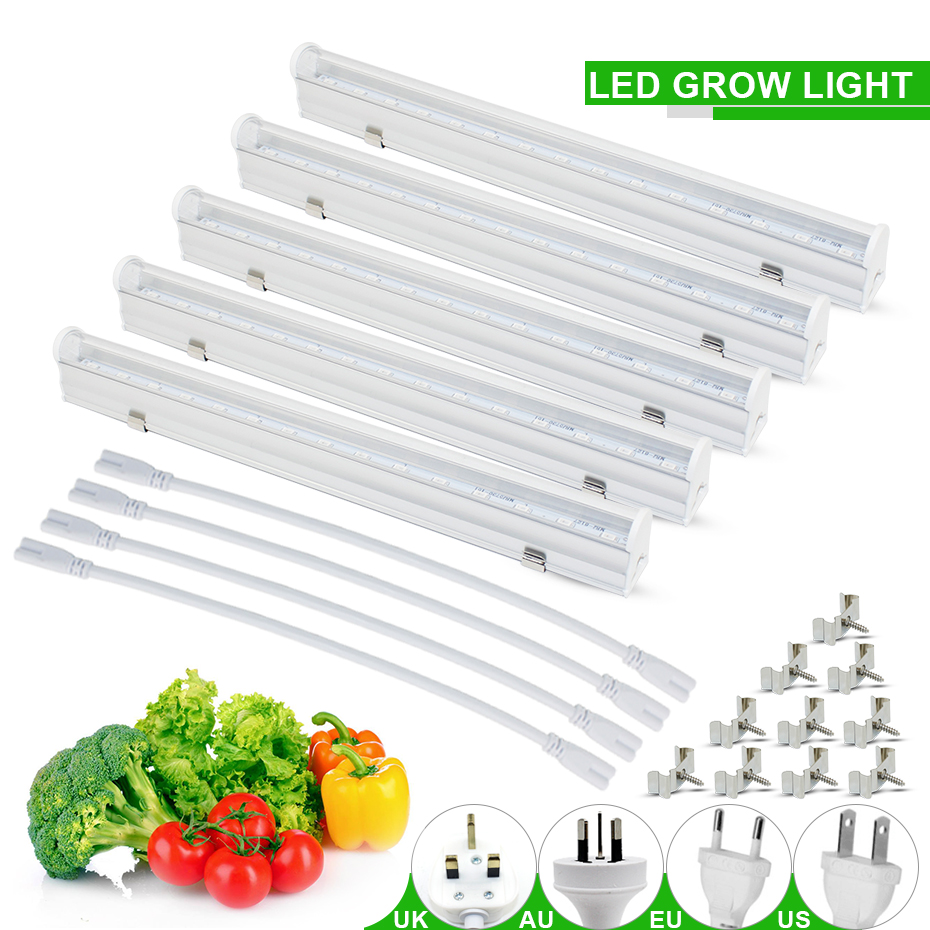 Led Grow Light Plant Grow light Led Grow Light Red Bulb Tube High Quality For Plants Grow Indoor Lighting Greenhouse Flowers 2016 new led grow panel 165w led grow light 1131red 234blue led plant lamp for flowers grow box tent greenhouse grows lighting
