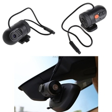 Car Detector HD 720P 30FPS With 120 Degree Wide Angle Lens Mini MAY23_30