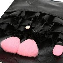 Makeup Artist Brushes Holder PVC Apron Bag