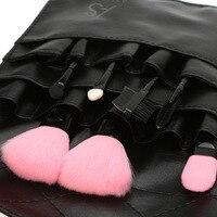 Sacoche de maquillage professionnelle pour 24 pinceaux Accessoires de maquillage Bella Risse https://bellarissecoiffure.ch