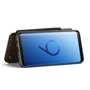 Image 3 - Чехол кошелек с ремешком на руку для телефона Samsung Galaxy s9 plus note9