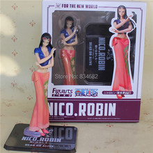 Nico Robin After 2 Years The New World Action Figure 16cm